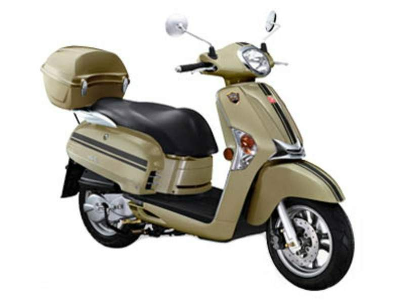 KYMCO Kymco Like 200i 50th Anniversary technical specifications